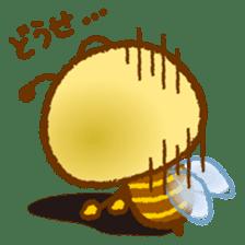 Honey Bee [makky] sticker #1207361