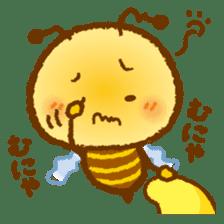 Honey Bee [makky] sticker #1207362