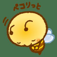 Honey Bee [makky] sticker #1207364