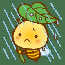 Honey Bee [makky] sticker #1207366