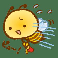 Honey Bee [makky] sticker #1207367