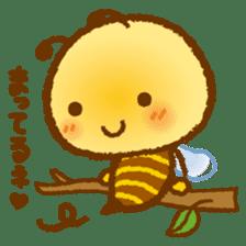 Honey Bee [makky] sticker #1207368