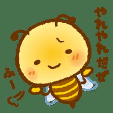 Honey Bee [makky] sticker #1207370