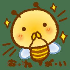Honey Bee [makky] sticker #1207371