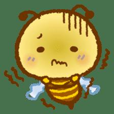 Honey Bee [makky] sticker #1207372