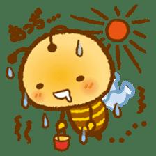 Honey Bee [makky] sticker #1207373