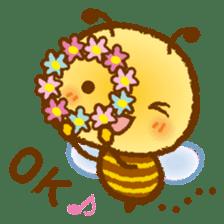Honey Bee [makky] sticker #1207378
