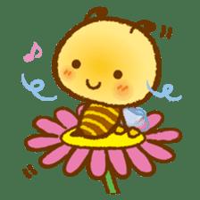 Honey Bee [makky] sticker #1207380