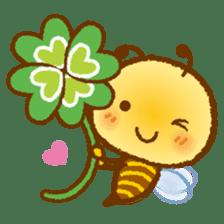 Honey Bee [makky] sticker #1207381
