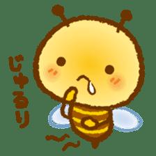 Honey Bee [makky] sticker #1207383
