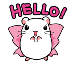 Assorted Hamsters sticker #1208682