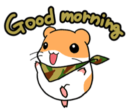 Assorted Hamsters sticker #1208683