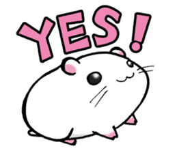 Assorted Hamsters sticker #1208690
