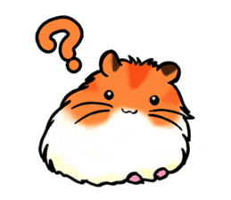 Assorted Hamsters sticker #1208693