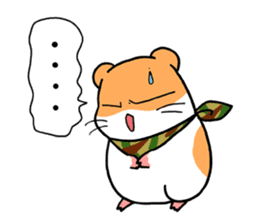 Assorted Hamsters sticker #1208694