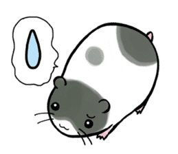 Assorted Hamsters sticker #1208707