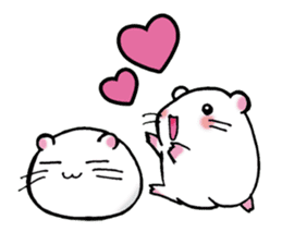 Assorted Hamsters sticker #1208710