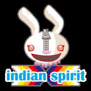 สติ๊กเกอร์ไลน์ indian spirit 2