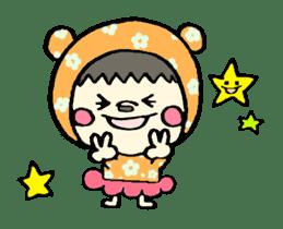Coco Bear sticker #1211565