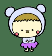 Coco Bear sticker #1211571