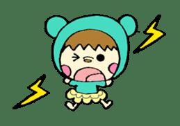 Coco Bear sticker #1211574