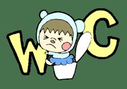 Coco Bear sticker #1211594