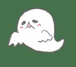 Cute-Ghosts sticker #1211522