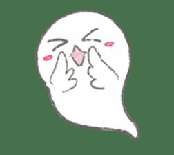 Cute-Ghosts sticker #1211523