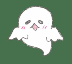 Cute-Ghosts sticker #1211524