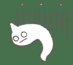 Cute-Ghosts sticker #1211528