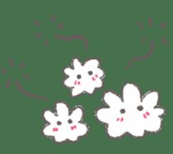 Cute-Ghosts sticker #1211529