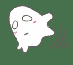 Cute-Ghosts sticker #1211540
