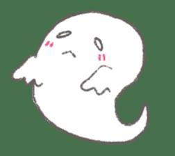 Cute-Ghosts sticker #1211543