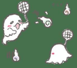 Cute-Ghosts sticker #1211544