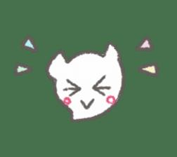 Cute-Ghosts sticker #1211550