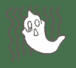 Cute-Ghosts sticker #1211552