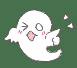 Cute-Ghosts sticker #1211554