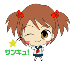 sora-chan sticker #1211814
