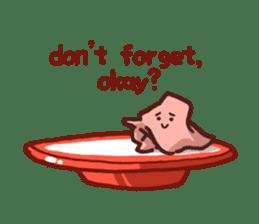 Tsukemono Lovelies ENG ver. sticker #1212982