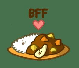 Tsukemono Lovelies ENG ver. sticker #1212991
