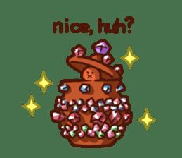 Tsukemono Lovelies ENG ver. sticker #1212993