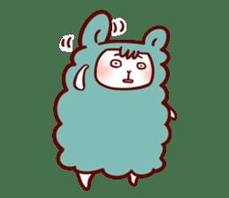 HOWA HOWA Animal4 sticker #1214373