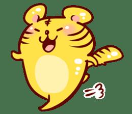 HOWA HOWA Animal4 sticker #1214386