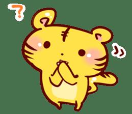 HOWA HOWA Animal4 sticker #1214396