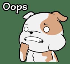 Pup sticker #1216531