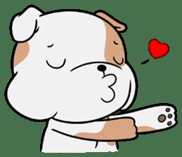 Pup sticker #1216535