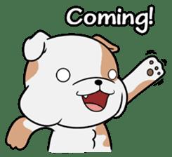 Pup sticker #1216553