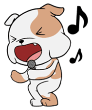 Pup sticker #1216560