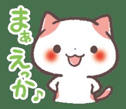 Cute Cats Japanese Kansai Words Vol.2 sticker #1222638