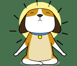 Beagle boy sticker #1225077